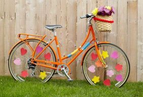 decorated-bike